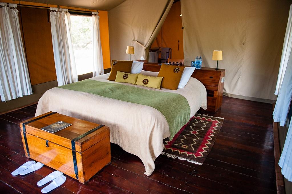 Masai Mara Luxury Tent